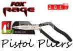 "Fox Rage Pistol Plier 8""multifunkciós fogó 20cm hosszú (NTL033)"