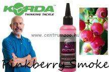 Korda Goo Pinkberry Smoke aroma dip (GOO38) tőzegáfonya