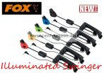 Fox MK2 Illuminated Swinger Professional - Red (CSI049)