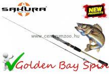Sakura Golden Bay Gobs Spinning  802 XH 2,44m  max 120g pergető bot (SAPRD800780)