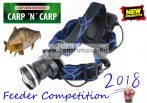 fejlámpa  Carp Zoom Feeder Competition Focus fejlámpa Power Leddel (CZ8029)