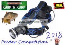 fejlámpa  Carp Zoom Feeder Competition Focus fejlámpa Power Leddel (CZ8029)