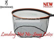 MERÍTŐFEJ  Browning Landing Net No-Snag Latex M 50x38cm (7029042)