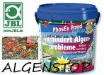 JBL PhosEx Pond Filter 1kg 2,5l tavi hatásos algagátló (JBL27374)