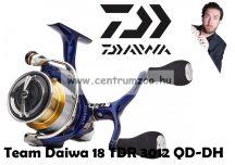 Daiwa Team Daiwa 18 TDR3012QD DH orsó dupla hajtókarral (18TDR3012QD-DH)