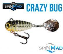 SpinMad Blade Baits gyilkos wobbler CRAZY BUG 6g  2509