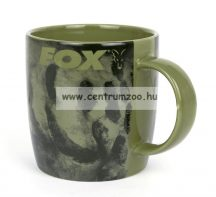 BÖGRE - Fox Royale® Mugs  KERÁMIA BÖGRE  330ml (CLU349)