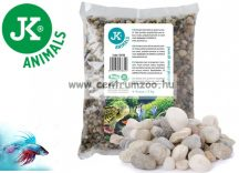 JK Animals Aqua Mix decor akvárium kavics - mix aljzat 2kg (18530)