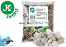 JK Animals Aqua Mix decor akvárium kavics - mix aljzat 2kg (18530)
