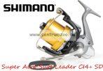 Shimano Super Aero Surf Leader Ci4 35 orsó (14SASDCI435SGR)