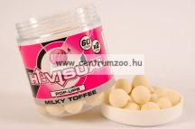MAINLINE Baits High Visual Pop-Ups Milky Toffee 10mm 50db lebegő fluo bojli (M13011)