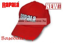 Rapala baseball sapka Red Cap (6144480)