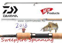 Daiwa Sweepfire Spin 802MLFS-BD 2.70m 8-35g  pergető bot (11418-270)