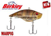 Berkley® Warpig™ 75 mm 14 g Brown Craw vertikális wobbler  (1405921)