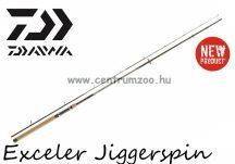 Daiwa Exceler Jiggerspin 2,70m 5-25g pergető bot (11667-271)