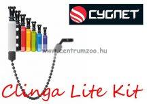Cygnet Clinga Lite Kit Black  (653308) biztonságos swinger - fekete