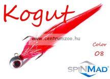 SpinMad Kogut műcsali Color 08 - több méretben