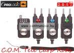 PROLOGIC SMX Alarms WTS 3+1 elektromos kapásjelző szett (48392)