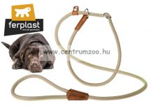 Ferplast Derby GC12/170 Beige bőr póráz & nyakörv erős kivitelben (75383602)
