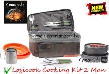 Prologic Logicook Cooking Kit 2 Man főzőkészlet szett (57148)