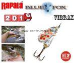 RAPALA BLUE FOX VIBRAX HOT PEPPER BFS1 villantó