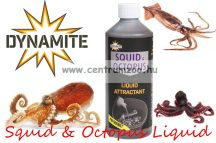 Dynamite Baits aroma Squid & Octopus Liquid Attractant 500ml (DY1263)