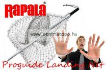 MERÍTŐ Rapala Proguide Landing Net Medium egykezes rablóhalam merítő (RFLN40 )