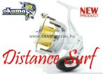 Okuma Distance Surf DS 60 FD 6+1bb távdobó orsó (36033) 2016NEW