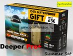Deeper Smart Sonar Pro+ Wifi Fishfinder halradar Summer akciós szettben (Limited Serie)