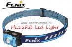 fejlámpa  FENIX HL12RB Blue LED FEJLÁMPA (400 LUMEN) vízálló NEW - kék
