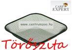 Törőszita 17x17cm 2mm lyukkal szögletes (75629-173)