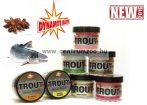 Dynamite Baits pellet Two Tone Floating Nugget - GARLIC- TB043 - FOKHAGYMÁS
