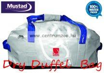 Mustad táska Dry Duffel Bag Zipper vízálló táska (MB006) 50liter