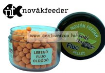 Novák Feeder wafters pellet 6mm 20g - Csoki-narancs
