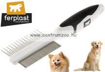 Ferplast Professional 5755 Premium Comb kétoldalas fésű