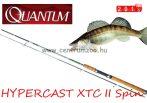 QUANTUM HYPERCAST XTC II 75g 240cm pergető bot (14104240)
