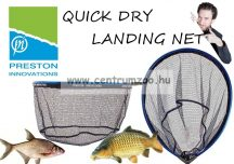 MERÍTŐFEJ Preston® Quick Dry Landing Net 50cm (PHNET/20 P0140012)