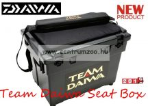 Daiwa Team ® Seat Box Large horgászláda ülőkével (15811-600)