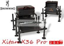Browning Xitan® X36 Pro Seat Box horgászláda lábráccsal (8006001)
