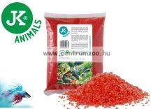 JK Animals Aquariumsand Red kavics akvárium dekor - PIROS 500g (18540)