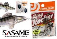 Sasame Junglegym Ring Rocker Offset horog  (J403)