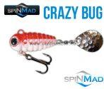 SpinMad Blade Baits gyilkos wobbler CRAZY BUG 6g  2512