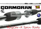 Cormoran RayCor-X Xtra-fast Spin 2,40m 7-28g gyors pergető bot (27-8026240)