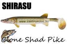 Balzer Shirasu Clone Shad Pike gumihal 12cm  (0013677012) csuka forma