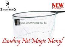 MERÍTŐFEJ  Browning Landing Net Magic Monyl  55x45cm (7029008)