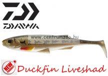 Daiwa Duckfin Liveshad prémium gumihal 10cm 3db Gudgeon (16705-017)