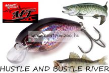 MAGIC TROUT HUSTLE AND BUSTLE RIVER - 2G BROWN TROUT (3501001)
