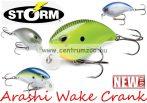 Storm® AWC Arashi® Silent Square 5,5cm 14g wobbler