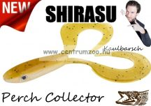 Balzer Shirasu Perch Collector  gumihal  7cm 4g (0013675207) Kaulbarsch