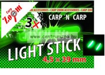 világító patron Carp Zoom Light Sticks 4,5mm 3db (CZ2714)
